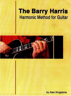 The Barry Harris Harmonic Method for Guitar