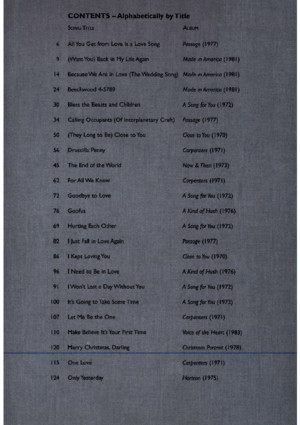 The-Carpenters-Anthology-Complete-Songbookpdf