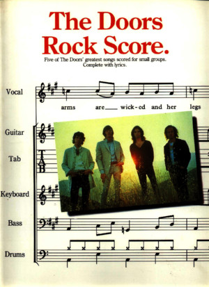 The Doors - Rock Score Band