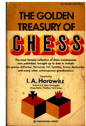 The Golden Treasury of Chess (gnv64)pdf