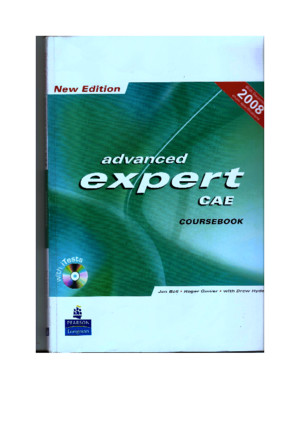 Advanced Expert CAE (New Edition 2008)pdf