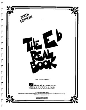The Real Book - Sixth Edition