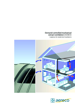 AERECO-Demand Controlled Mechanical Extract Ventilation