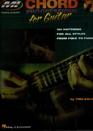 Tom Kolb Chord Progressions
