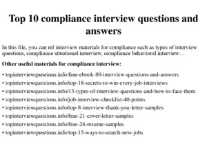 Top 10 dean of discipline interview questions and answers