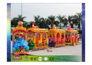 Track Train Amusement Ride for Christmas Sinorides Amusement, China