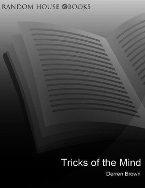 Tricks of the Mind - Derren Brown