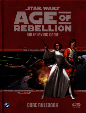 Age of Rebellion - Core Rulebook (SWA02) [OCR]