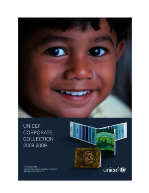 Unicef All - UNICEF catalog for fundraising