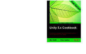 Unity 5x Cookbook - Sample Chapter