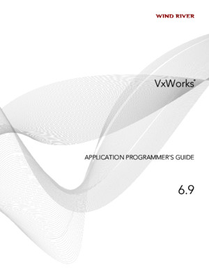 Vxworks Application Programmers Guide 69