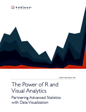 Whitepaper Power Tableau and r